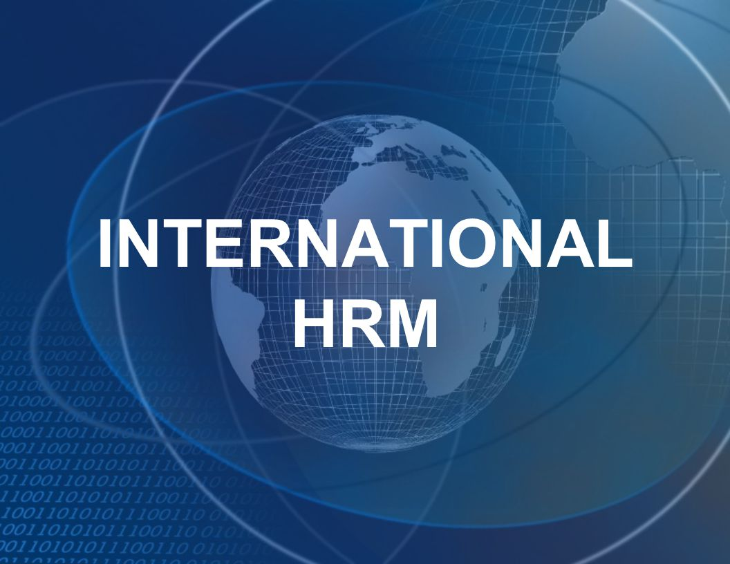 essay importance of international human resource management